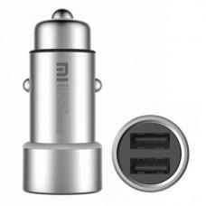 Автомобильное зарядное устройство Xiaomi Mi Car Charger Dual USB