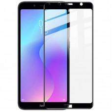 Защитное стекло 5Д на экран для Xiaomi Redmi 7A противоударное