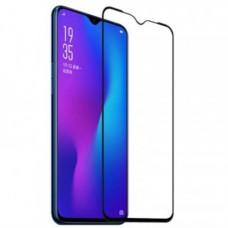 Защитное стекло 5Д на экран для Xiaomi Redmi Note 8 противоударное